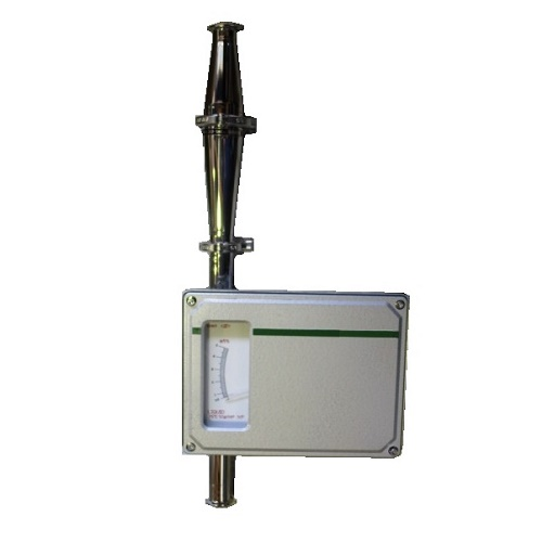 FK-MBD サニタリー接続磁気追従型金属管式流量計