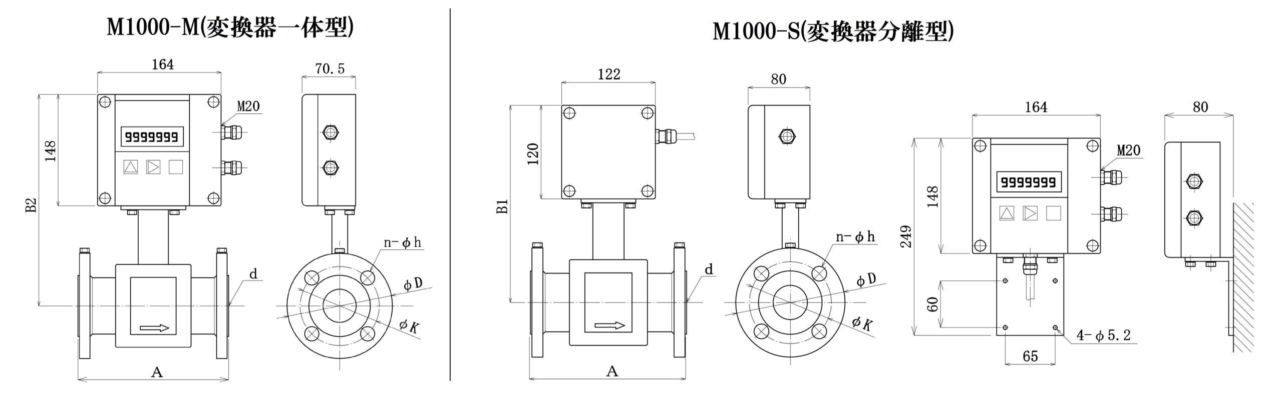 M1000 外観
